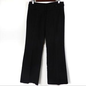 T402 Maurices Black Pants Size 7/8
